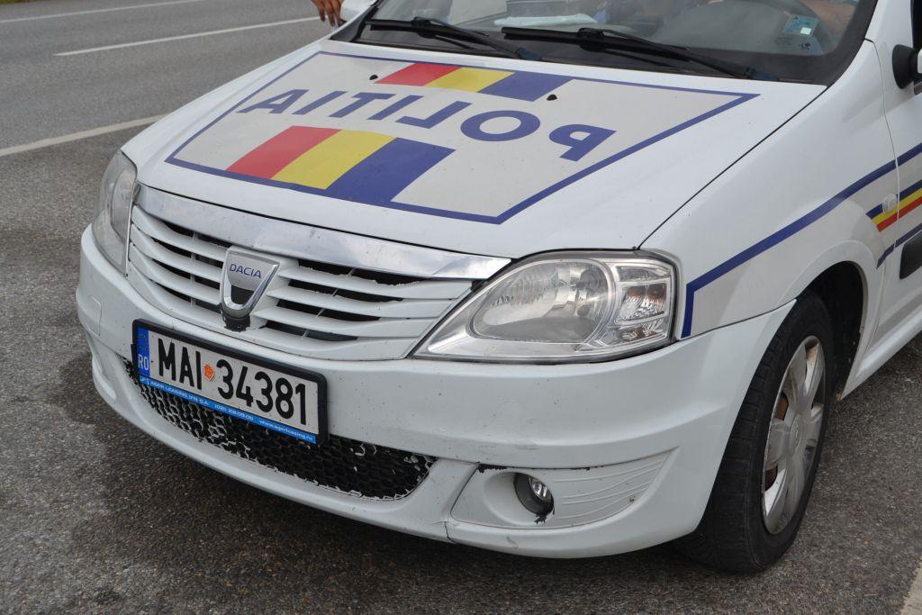 masina politie tm
