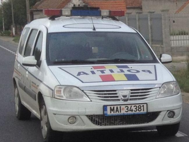 politie masina 2