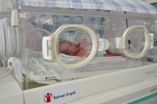 salvati copiii Neonatologie
