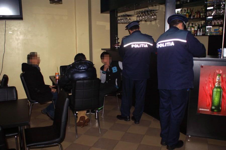 politisti bar