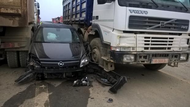 accident pe autostrada inchisa la sibiu 3 57891200