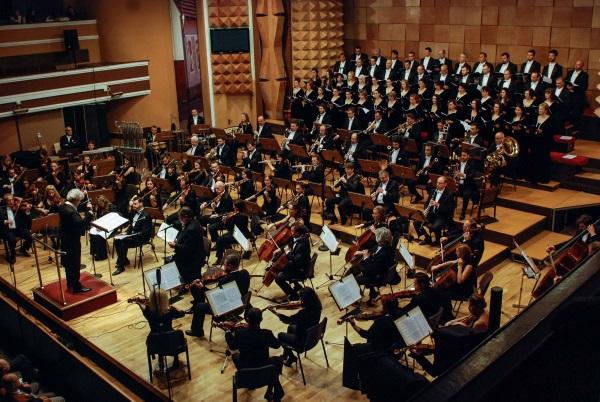 filarmoninca banatul orchestran