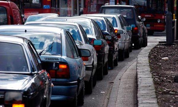 poluare fonica masini trafic